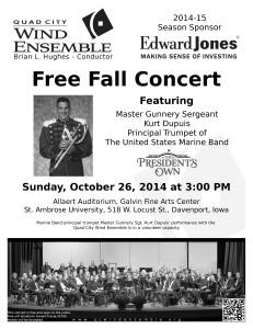 QCWE 2014-10-26 concert flyer update